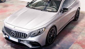 Mercedes-Benz AMG - S 63 Coupe Speedshift